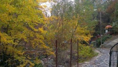 دربند در پاییز