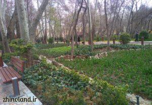 بهار باغ ایرانی ده ونک