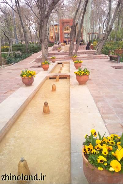 فوراه های باغ ایرانی ده ونک