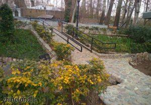 پارک باغ ایرانی ده ونک