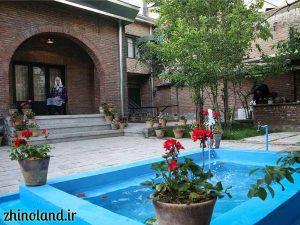 خانه موزه سیمین و جلال