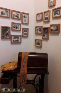 عکس های خانه موزه سیمین و جلال