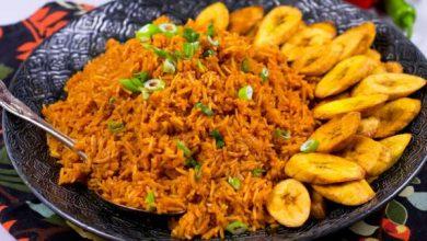 غذای استانبولی پلو