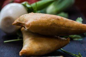 طرز تهیه سمبوسه هندی در فر