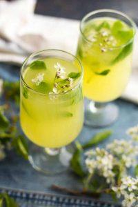 لیموناد با نعناع
