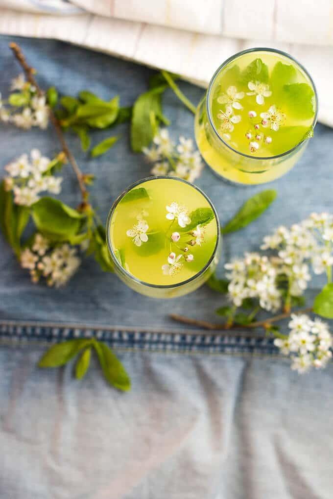 لیموناد لیمو نعناع