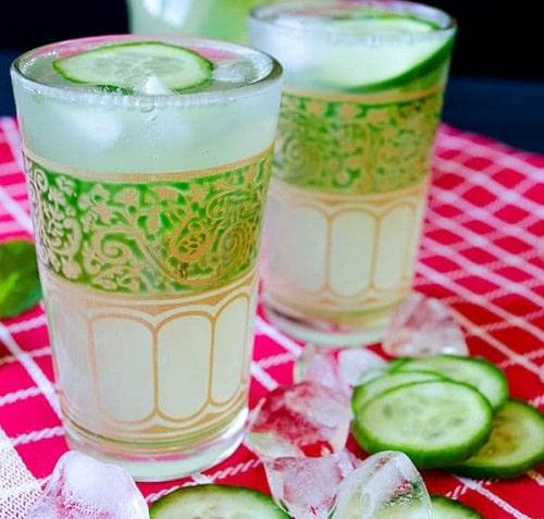 لیموناد خیار